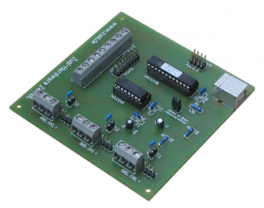 Bausatz USB-Controller Zusi 24A10L